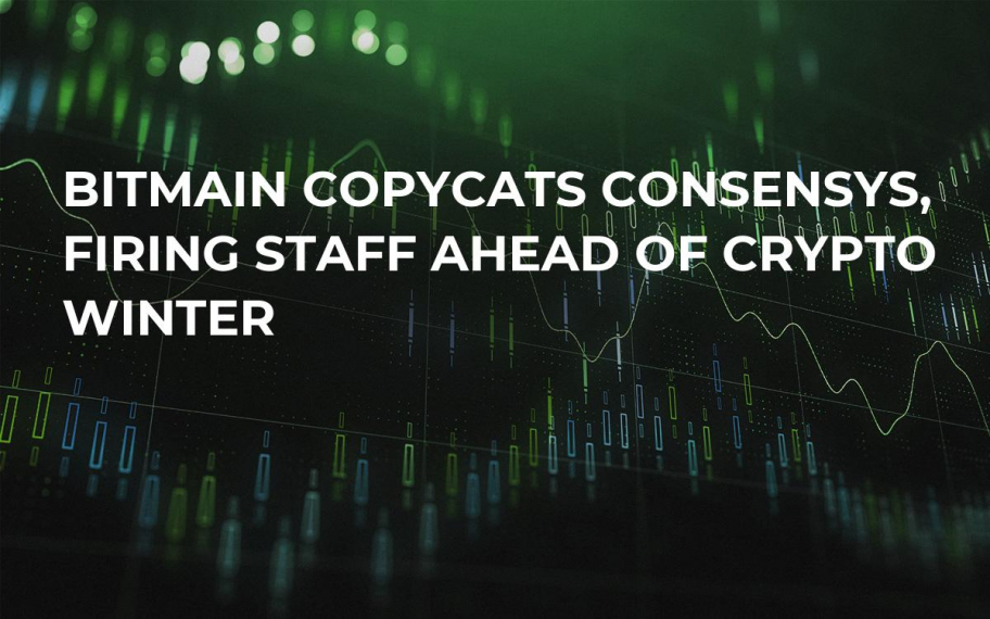 Bitmain Copycats ConsenSys, Firing Staff Ahead of Crypto Winter