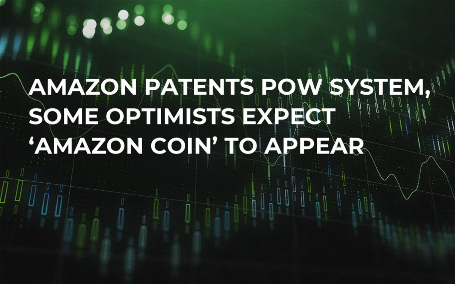 Amazon Patents PoW System, Some Optimists Expect 'Amazon Coin' to Appear