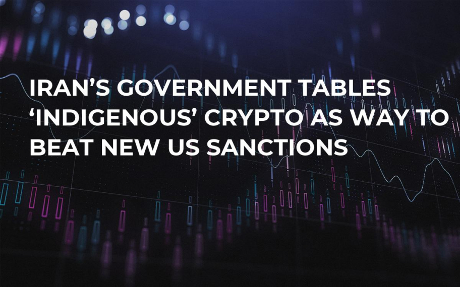 Iran's Government Tables 'Indigenous' Crypto as Way to Beat New US Sanctions