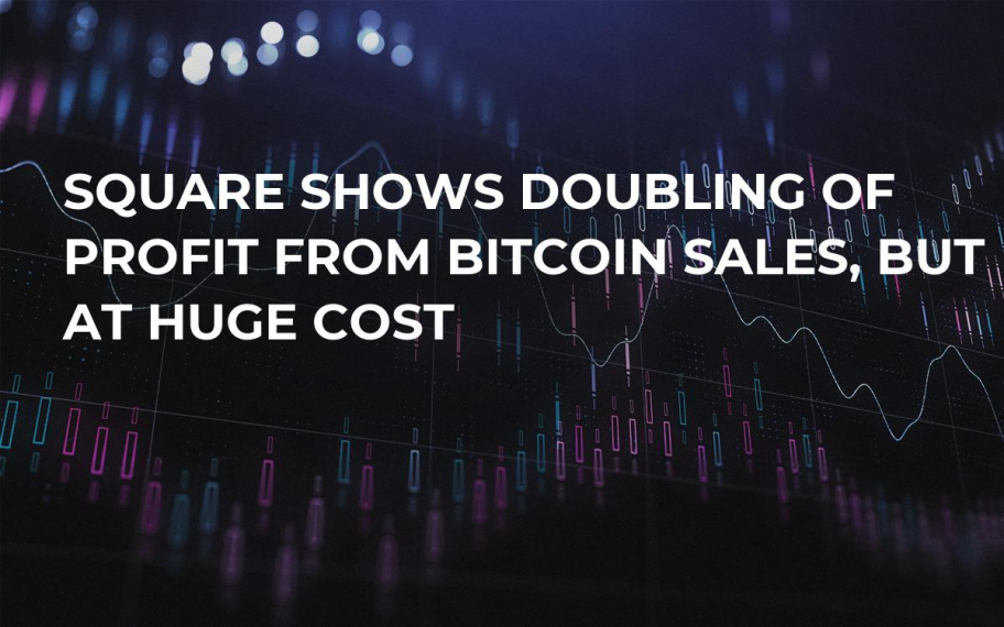 Square Shows Doubling of Profit From Bitcoin Sales, But at Huge Cost