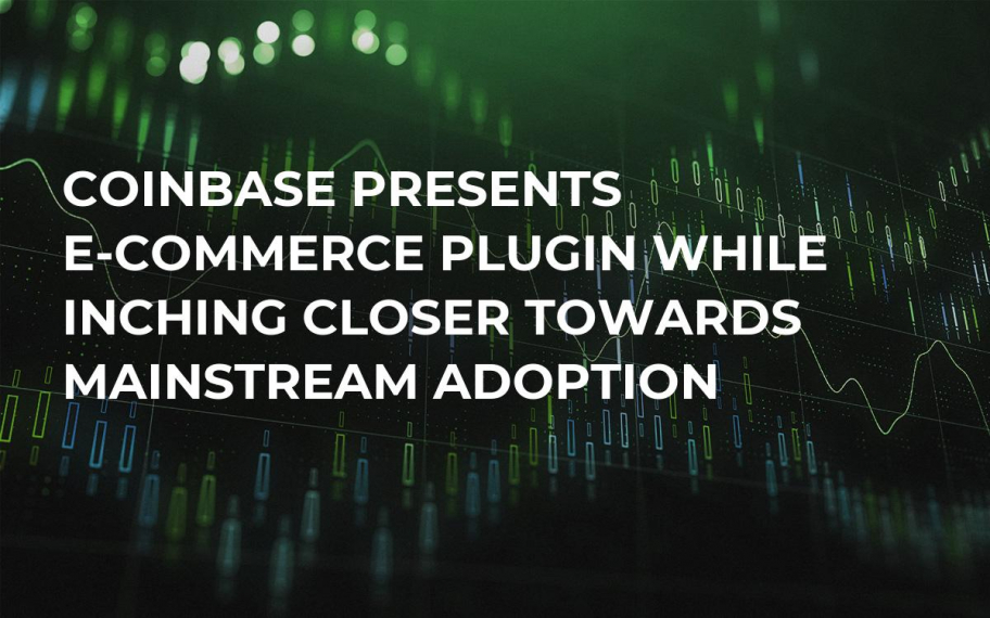 Coinbase Presents E-Commerce Plugin While Inching Closer Towards Mainstream Adoption