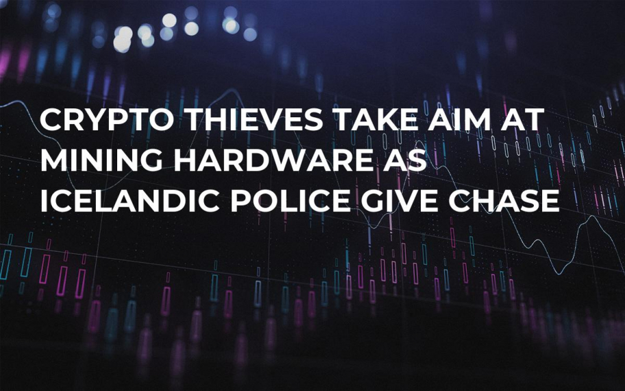 Crypto Thieves Take Aim at Mining Hardware as Icelandic Police Give Chase