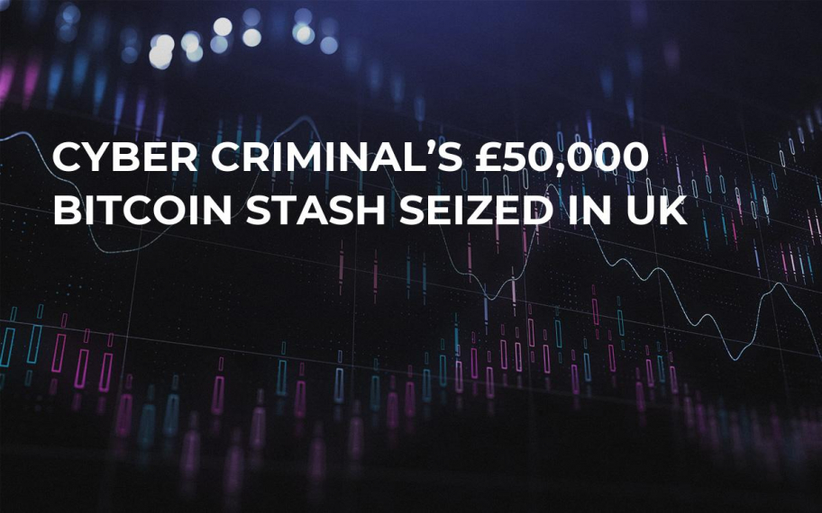 Cyber Criminal's £50,000 Bitcoin Stash Seized in UK