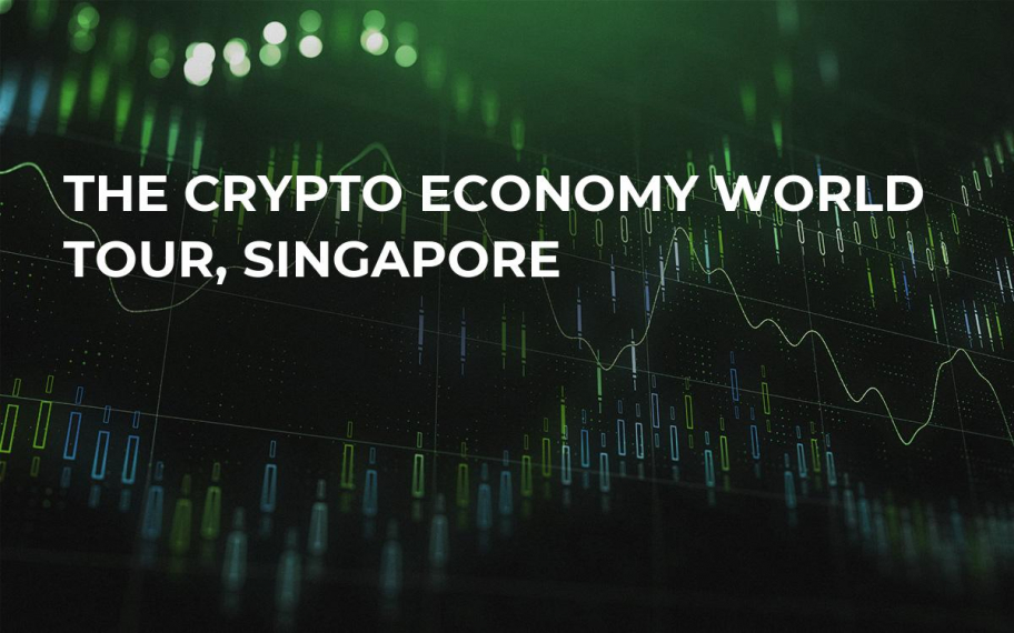 The Crypto Economy World Tour, Singapore