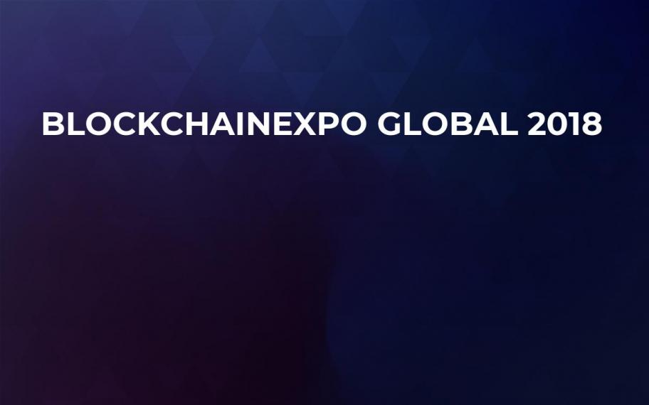 BlockchainExpo Global 2018