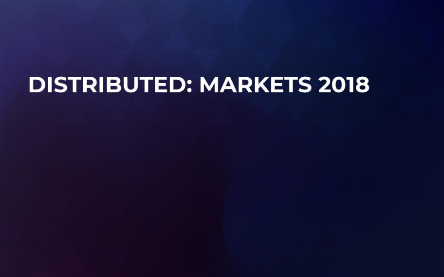 Distributed: Markets 2018
