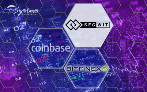 Coinbase and Bitfinex Announce that Segwit Has Been Implemented