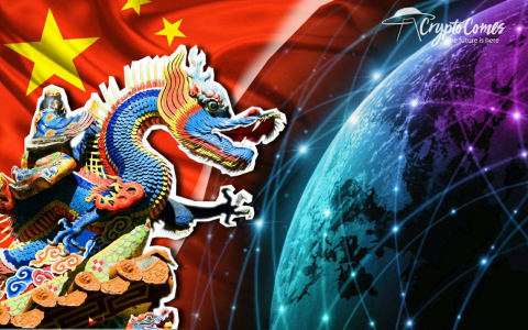 China's Ruling Party Newspaper Gives Blockchain Tech Unprecedented Highlight, Related Stocks Jump