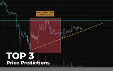 TOP 3 Price Predictions for BTC, ETH, and XRP: Is the Bullish Scenario Still Relevant?