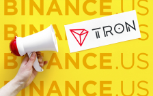 Tron to Be Listed on Binance.US, Poloniex Offers Holders New Ways to Earn TRX